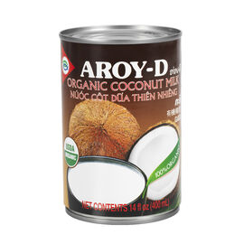 Aroy-D Organic Coconut Milk - 400ml