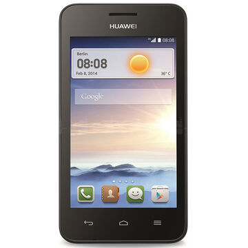 Telus Huawei Ascend Y330 Prepaid Phone - Factory Reconditioned - NPPPREHHWY330BK