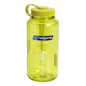 Tritan Wide Mouth Bottle - Green - 1L