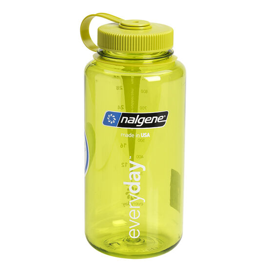 Tritan Wide Mouth Bottle - Green - 1L