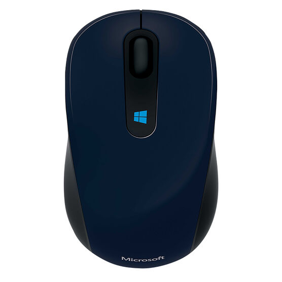 Microsoft Sculpt Mobile Mouse - Wool Blue - 43U-00012