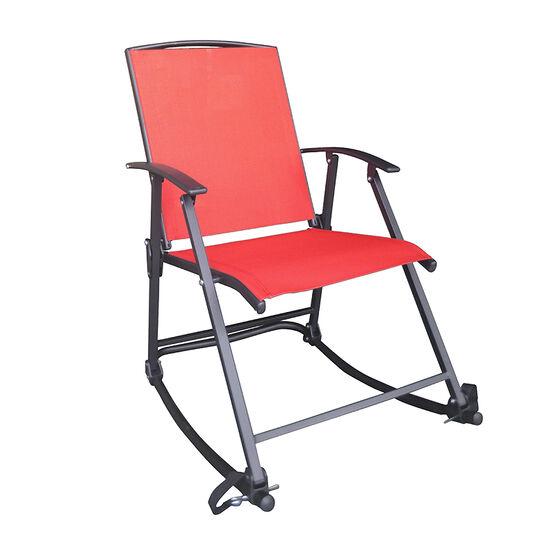 Folding Flash Rocker - Red - 12372