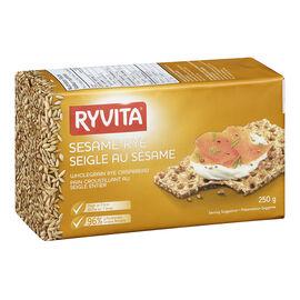 Ryvita Crispbread - Sesame - 250g