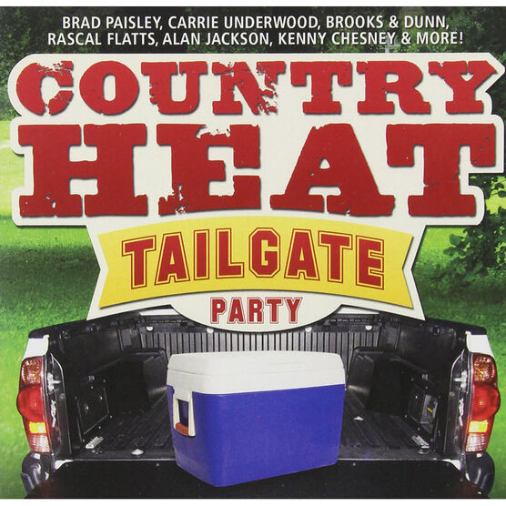 Various Artists - Country Heat: Tailgate Party - CD