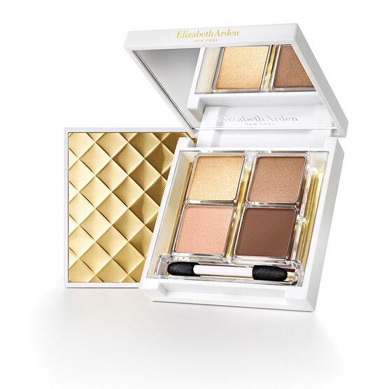 Elizabeth Arden Beautiful Colour Eye Shadow Quad - Chic Browns
