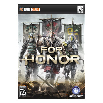 PRE-ORDER: PC For Honor
