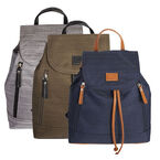 Roots Textured Mini Backpack - Assorted