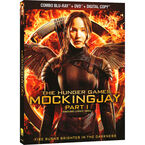 The Hunger Games: Mockingjay Part I - Blu-ray + DVD + Digital Copy