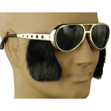 Halloween Rock 'n' Roll Glasses