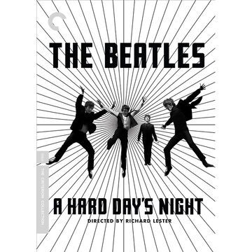 Beatles - A Hard Day's Night (Criterion Collection) - DVD