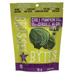 Wonderfully Raw Brussel Bytes - Chili Pumpkin Seed Crunch - 56g
