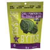 Wonderfully Raw Brussel Bytes - Chili Pumpkin Seed Crunch - 56g