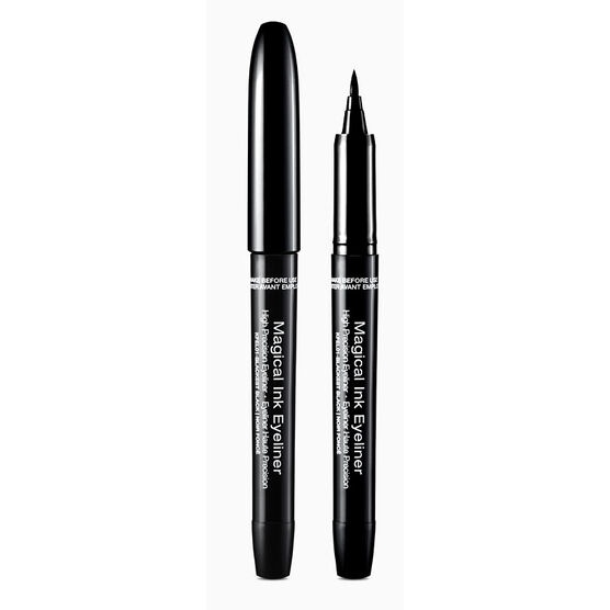 Kiss Pro Magic Eyeliner - Blackest Black