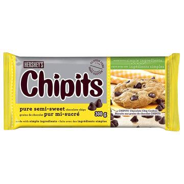 Hershey Chipits - Semi Sweet - 300g