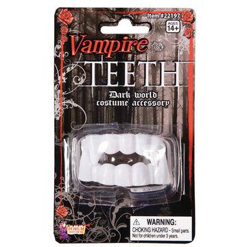 Halloween Vampire Fangs