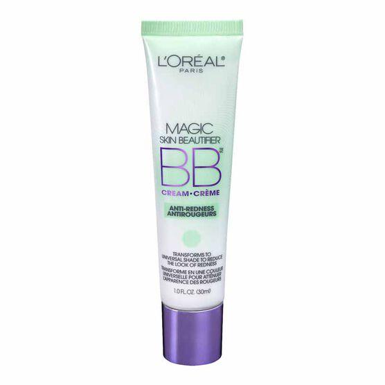 L'Oreal Magic Skin Beautifier BB Cream - Anti-Redness | London Drugs