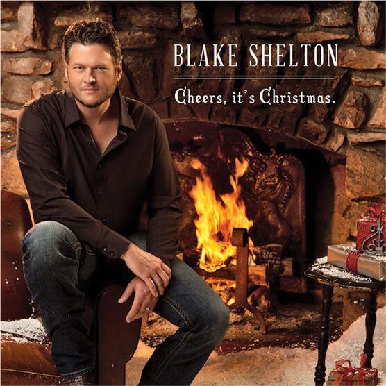Blake Shelton - Cheers, It's Christmas - CD
