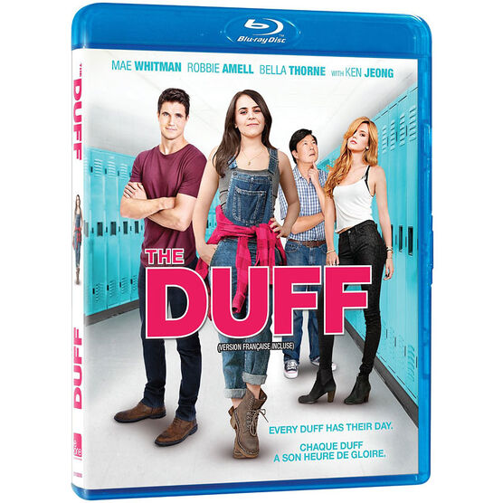 The DUFF - Blu-ray