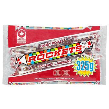 Rocket Candy Rolls - 325g