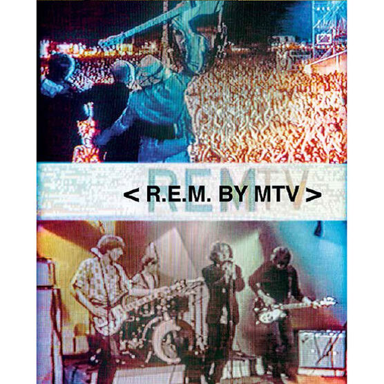 R.E.M. - R.E.M. By MTV - DVD