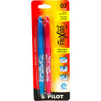 Pilot Frixion Erasable Fine Rollerball Gel Pen - Assorted - 2 pack