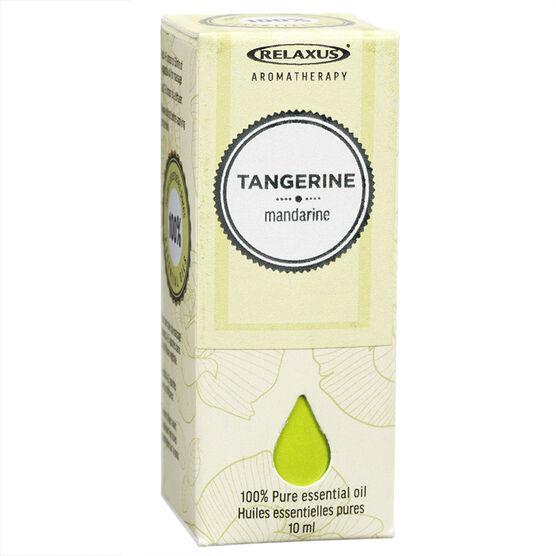 Relaxus Aromatherapy 100% Pure Essential Oil - Tangerine - 10ml