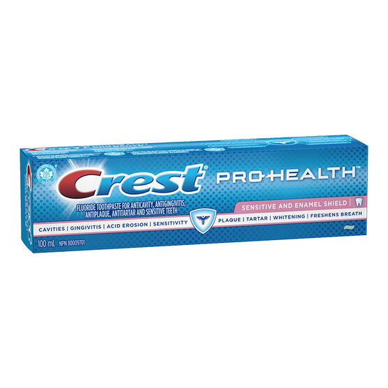 Crest PRO-Health Toothpaste Sensitive and Enamel Shield - 100ml