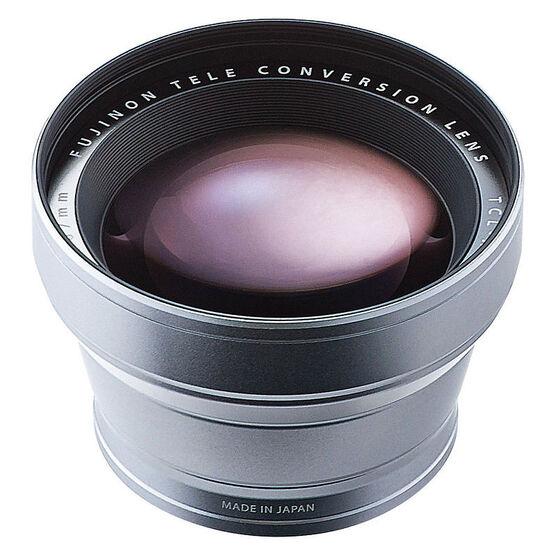 Fujifilm TCL-X100 Tele Conversion Lens - Silver - 16428682