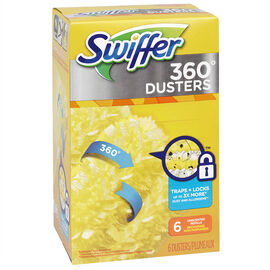Swiffer 360 Duster Refills - 6's