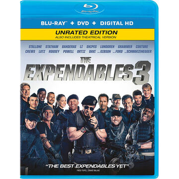 The Expendables 3 - Blu-Ray + DVD + Digital HD