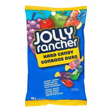 Jolly Rancher Assorted Hard Candies - 198g