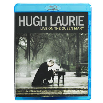Hugh Laurie - Live On The Queen Mary - Blu-ray