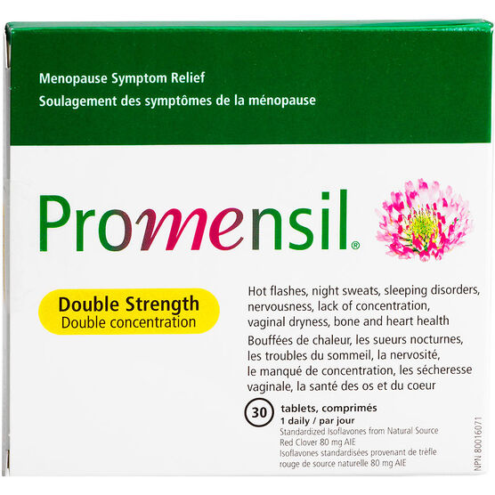 Promensil Double Strength - 80mg - 30's