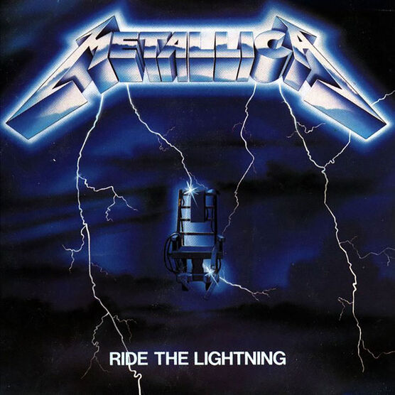 Metallica - Ride The Lightning - Vinyl