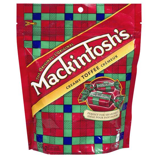 Nestle Mackintosh Toffee - 246g