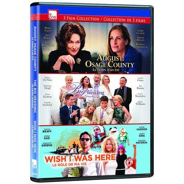3 Film Drama Collection - DVD