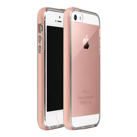 Logiix Alumix Case for iPhone SE - Rose Gold - LGX12257