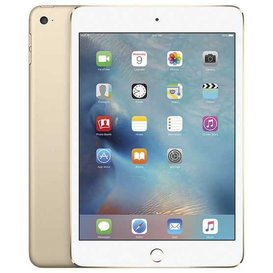 iPad Mini 4 32GB with Wi-Fi - Gold