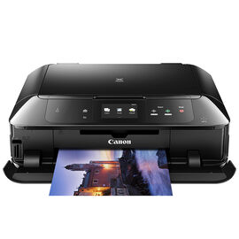 Canon Pixma MG7720 Photo Inkjet All-in-One Printer - Black - 0596C003