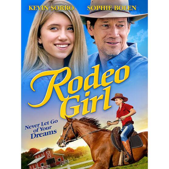 Rodeo Girl - DVD