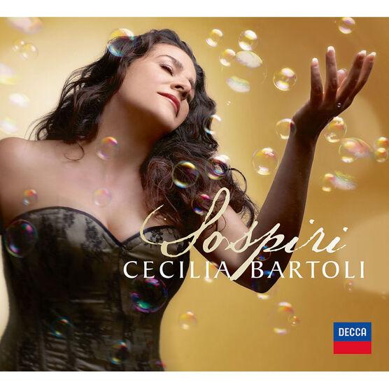 Cecilia Bartoli - Sospiri - CD