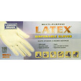 London Drugs Disposable Latex Gloves - Small - 100's