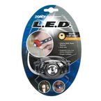 Dorcy 5mm LED Economy Headlight with Batteries - Assorted Colours - 41-2089