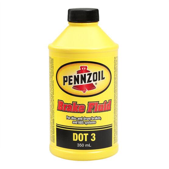 Pennzoil Dot 3 Brake Fluid - 350ml