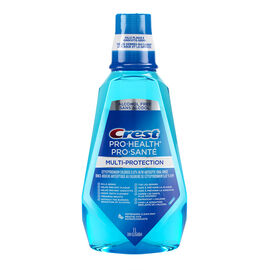 Crest Pro-Health Antiseptic Oral Rinse - Refreshing Clean Mint - 1L
