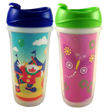 Playtex Playtime Spoutless Cup - 266ml - Assorted