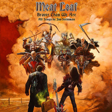 Meat Loaf - Braver Than We Are - CD