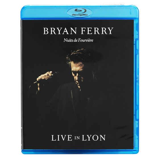 Bryan Ferry - Live In Lyon - Blu-ray