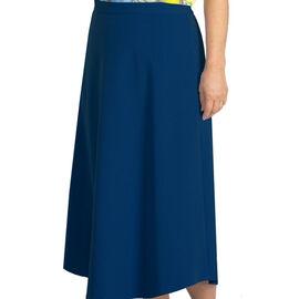 Silvert's Arthritis Skirt - Navy - Womens