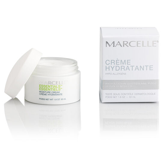 Marcelle Essentials Moisture Cream - 50ml